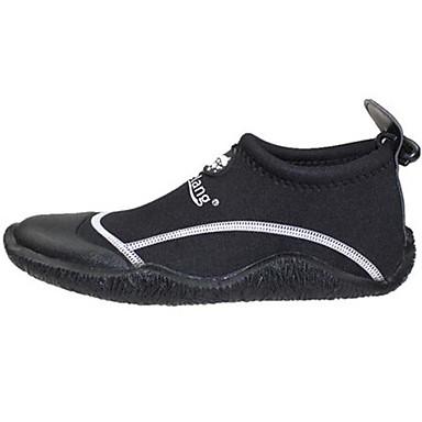 Sapatos para Água Unisexo Anti-Shake Almofadado Secagem Rápida Anti-desgaste Espetáculo Borracha PU Mergulho