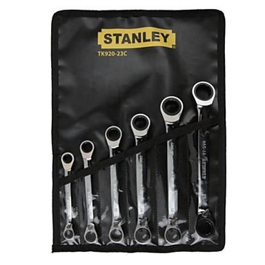 Stanley 4-teiliges Set englische Doppel-Clubs Zwei-Wege-Ratsche schnelles Set / 1 Set