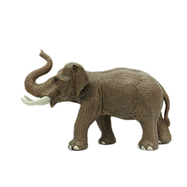 Action & Spielfiguren Spielzeuge Elefant Kunststoff Mädchen Jungen Stücke