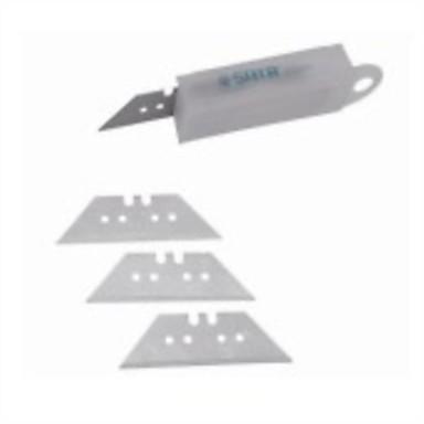 Stern 10 Sätze Gebrauchsmesser-Klinge / 1 Strichtersatz
