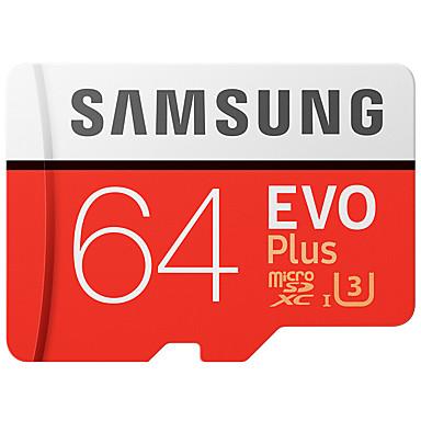 Samsung 64GB Micro SD Card TF Card UHS-I U3 Class10 EVO Plus 100MB / s #05841765