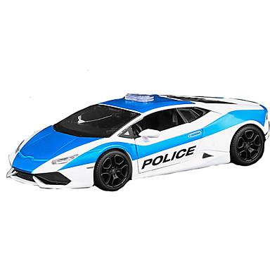 Carros de Brinquedo Carro de Polícia Brinquedos Brinquedos Metal Peças Unisexo Dom
