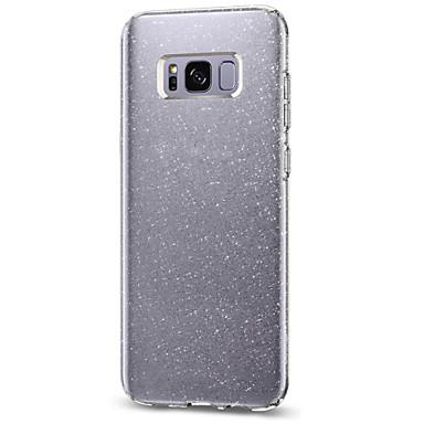 Capinha Para Samsung Galaxy S8 Plus / S8 IMD Capa traseira Glitter Brilhante Macia TPU para S8 Plus / S8