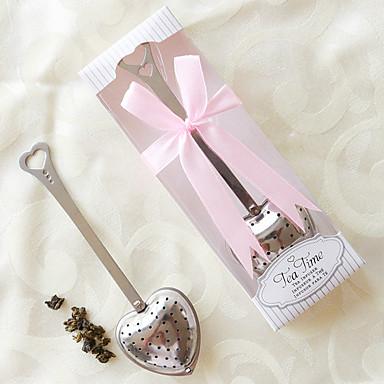 infestante do chá do coração do teatime do partido da despedida de solteira na caixa elegante favores do casamento presentes do casamento do favor
