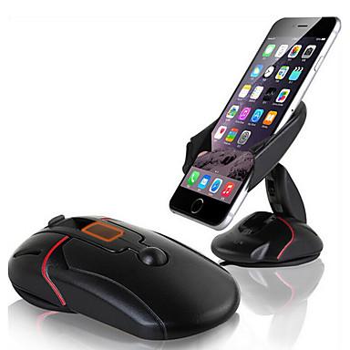 زيكياو مبتكرة سيارة حامل الهاتف الخليوي الهاتف الخليوي حامل لوحة القيادة حامل الهاتف المحمول الماوس حامل جبل دعم للتدوير