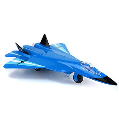 Modele Auta na zadní natahování Letadlo Hračky Letadlo Fighter Plastický Pieces Unisex Dárek