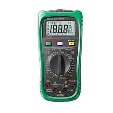 Čínský přístroj 3 1 / 2bit plná ochrana bezkontaktní detekce napětí digitální multimetr ms8260c