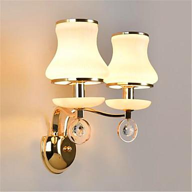 الحديثة / المعاصرة LED مصباح جداري معدن إضاءة الحائط 220-240V 5W
