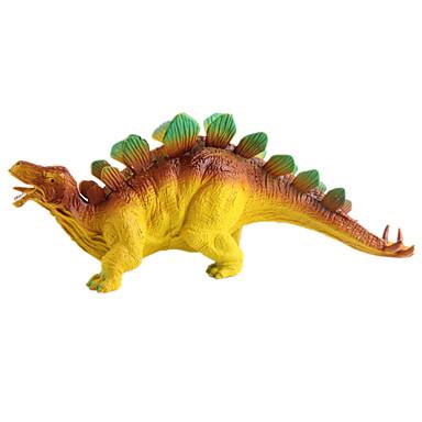 Brinquedos & Bonecos de Ação Dinossauro PVC Para Meninas Dom