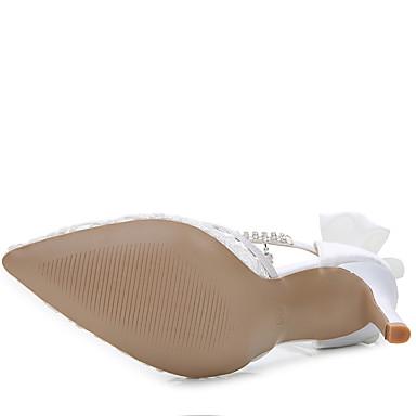 Matières Pièces Bout Personnalisées Talon pointu Soie Appliques Aiguille Eté Deux Chaussures 05815047 Sandales D'Orsay Femme amp; Strass Automne FEzqpgFHw