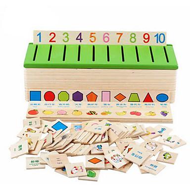 voordelige Rekenspeelgoed-Educatieve geheugenkaartjes Rekenspeelgoed Educatief speelgoed 1 pcs verenigbaar Legoing Klassiek Jongens Meisjes Speeltjes Geschenk