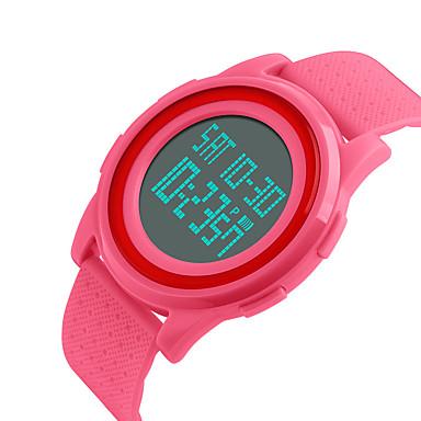 Relógio inteligente YY1206 para Suspensão Longa / Impermeável / Multifunções Cronómetro / Relogio Despertador / Cronógrafo / Calendário