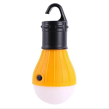 랜턴 & 텐트 조명 LED lm 3 모드 LED 밝기조절가능 휴대성 용 캠핑/등산/동굴탐험 일상용 등산 야외