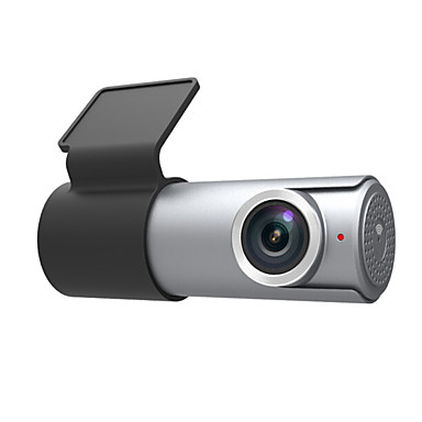 T1s 1080p 140 astetta Auto DVR Ei Screen (tuotos APP) Dash Cam WIFI Pysäköintitila FCWS WDR Emergency Lock Valokuva