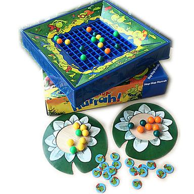 Jogos de Tabuleiro Brinquedos Quadrada Plástico Peças Unisexo Crianças Dom