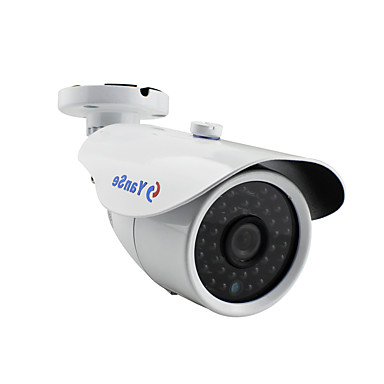 YanSe® CCTV Home Surveillance Weatherproof with IR Cut Security Camera - 36PCS Infrared LEDs