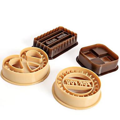 1pç Inovador Biscoito Plástico Alta qualidade Sets de Pastelaria