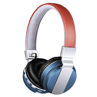 soyto BT-008 Sem Fio Fones Dinâmico Aluminum Alloy Celular Fone de ouvido Com controle de volume / Com Microfone / Isolamento de ruído