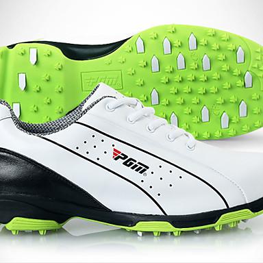 للرجال أحذية عارضة / أحذية الغولف مطاط رياضة وترفيه مكافح الانزلاق, المضادة للاهتزاز, متنفس