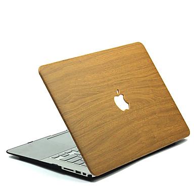 MacBook Pouzdro pro Textura dřeva Polykarbonát Macbook
