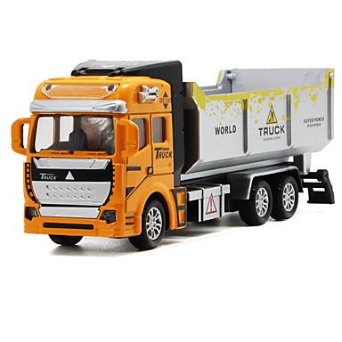 Tehergépkocsi Teherautó Toy Teherautók és építőipari járművek Játékautók 01:32 Gyermek Uniszex Fiú Lány Játékok Ajándék