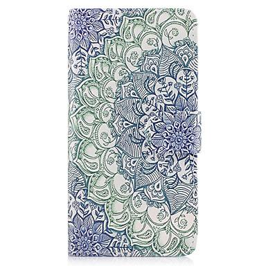 Capinha Para Samsung Galaxy S8 Plus S8 Porta-Cartão Carteira Com Suporte Flip Capa Proteção Completa Mandala Rígida PU Leather para S8