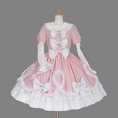 Princess Sweet Lolita Dress Women\'s Girls\' Cotton Japanese Cosplay ...