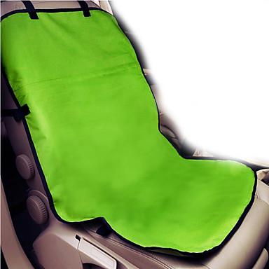 Portátil / Dobrável Roupas para cães Cobertura de Cadeira Automotiva Sólido Vermelho / Verde / Azul Cachorro