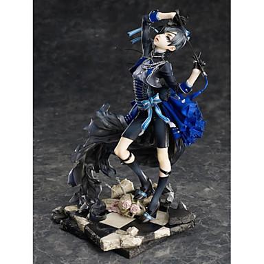 Figuras de Ação Anime Inspirado por Black Butler Ciel Phantomhive PVC 18cm CM modelo Brinquedos Boneca de Brinquedo Homens Mulheres