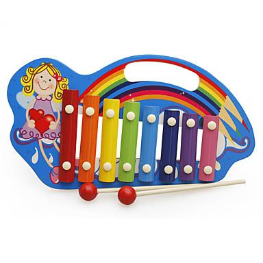 Muwanzi Xilofone Casa de Boneca Brinquedo de música Instrumento Musical de Brinquedo Diversão Crianças