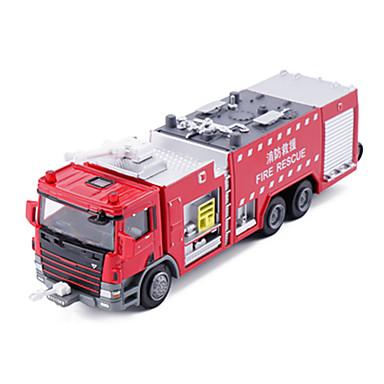 KDW Caminhão de Bombeiro Lutador Caminhões & Veículos de Construção Civil Carros de Brinquedo Carrinhos de Fricção Metal Unisexo Crianças