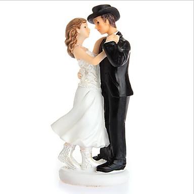 Figurky na svatební dort Dárková krabička