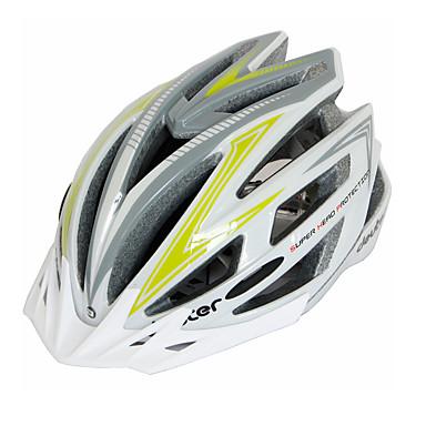 Fahhrad Helm Bestätigung Radsport N/A Öffnungen Einstellbare Passform Sport Unisex Bergradfahren Straßenradfahren Radsport