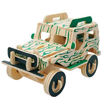 3D puzzle Dřevěný model Modele Zábava Dřevěný Klasické 6 a více let 3-6 let