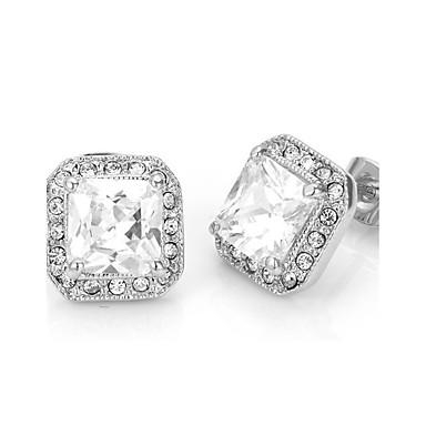 Peckové náušnice Módní Euramerican Pozlacené Šperky Šperky Pro Párty Narozeniny Denní 1 pár