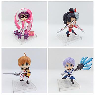 Anime Action-Figuren Inspiriert von Cosplay Cosplay PVC 10 CM Modell Spielzeug Puppe Spielzeug