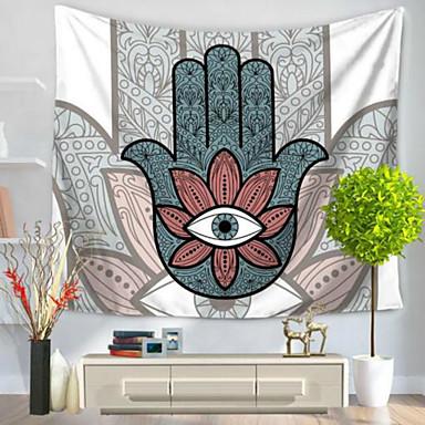 Abstrakti Wall Decor 100% polyesteri Moderni Wall Art, Seinävaatteet Koriste
