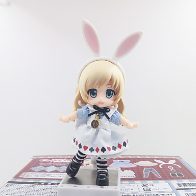 Anime Action-Figuren Inspiriert von Cosplay Cosplay PVC 17cm CM Modell Spielzeug Puppe Spielzeug Unisex