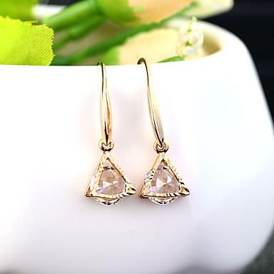 Dámské Náušnice Set Šperky Euramerican Módní Přizpůsobeno Křišťál Slitina Šperky Šperky Pro Svatební Párty