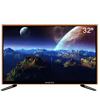 32C 32 polegadas LED Smart TV TV ultra-fino 1366*768 Não