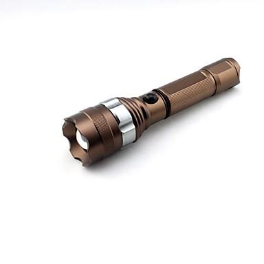 LED Taschenlampen LED Lumen Modus Wasserfest Kompakte Größe für Camping / Wandern / Erkundungen Für den täglichen Einsatz Multifunktion