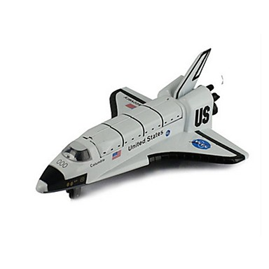 Carros de Brinquedo Brinquedos de Montar Veículo Militar Brinquedos Aeronave Cauda Liga de Metal Metal Peças Unisexo Dom