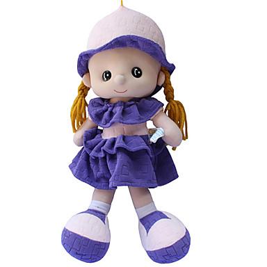 Plüschpuppe Mädchen Puppe Niedlich Kindersicherung lieblich Non Toxic lieblich Stoff Plüsch Kinder Mädchen