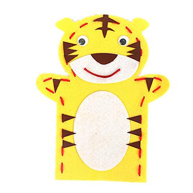 Fantoches Brinquedos Animal Fofinho Adorável Tactel Felpudo Crianças Peças