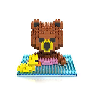 LOZ Stavební bloky LOZ Diamond Blocks Hračky Diamant Udělej si sám ABS Dětské Pieces