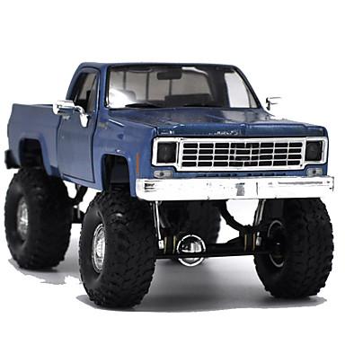 Carros de Brinquedo Brinquedos Modelo de Automóvel Veiculo de Construção Brinquedos Música e luz Rectângular Liga de Metal Ferro Peças