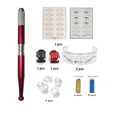 Manual Sobrancelha Lábios Lápis de Olho Clássico Diário Alta qualidade