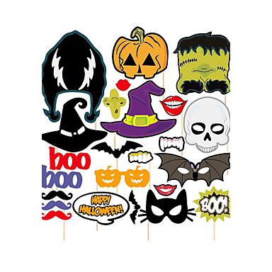 Erikoistilaisuus Halloween Materiaali Kova kartonki Wedding Kunniamerkit Loma Kevät, Syksy, Talvi, Kesä