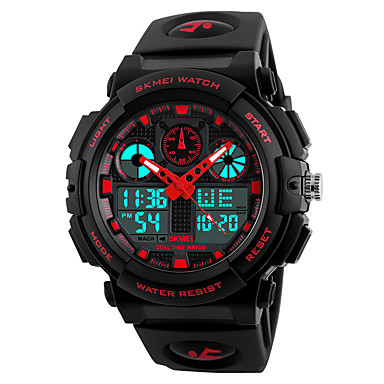 Smartwatch YYSKMEI1270 for Long Standby / Water Resistant / Water Proof / Multifunction / Sports Stopwatch / Alarm Clock / Chronograph / Calendar / Dual Time Zones