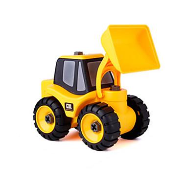Veiculo de Construção Buldôzeres Caminhões & Veículos de Construção Civil Carros de Brinquedo Plástico Unisexo Crianças Brinquedos Dom